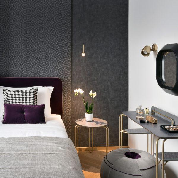 Camere Singole Design Hotel Milano